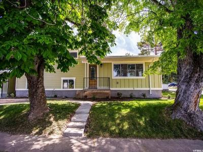 Kaysville Single Family Home For Sale: 139 S 600 E