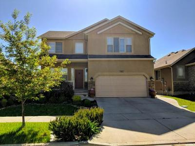 West Jordan Single Family Home For Sale: 7957 S Bury Rd