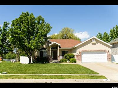 Woods Cross Single Family Home For Sale: 1488 S 1000 W