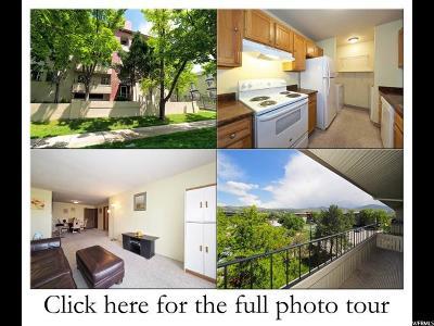 Salt Lake City UT Condo For Sale: $239,000