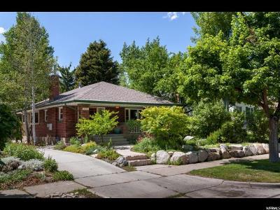 Salt Lake City UT Single Family Home For Sale: $375,000