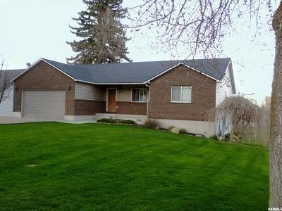 Wellsville Single Family Home For Sale: 270 N Center St