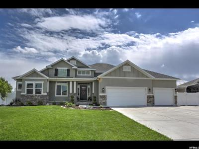 Spanish Fork Single Family Home For Sale: 374 N 1750 E #307