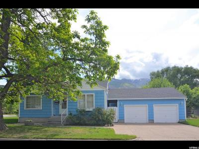 Ogden Single Family Home For Sale: 3404 Eccles Ave