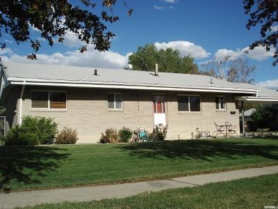 Price UT Single Family Home For Sale: $177,000