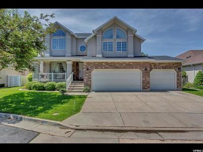 Farmington Single Family Home For Sale: 1457 N Fairway Ln