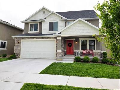 Herriman Single Family Home For Sale: 13251 S Weatherford Ln W