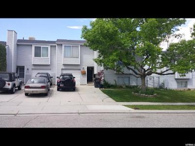 West Jordan Single Family Home For Sale: 5002 W 6600 S