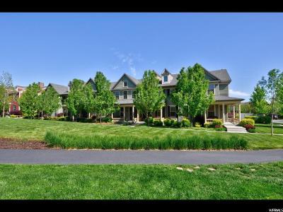 South Jordan Townhouse For Sale: 4302 W Lake Brg