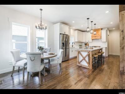 Salt Lake City Single Family Home For Sale: 1129 E Roosevelt Ave