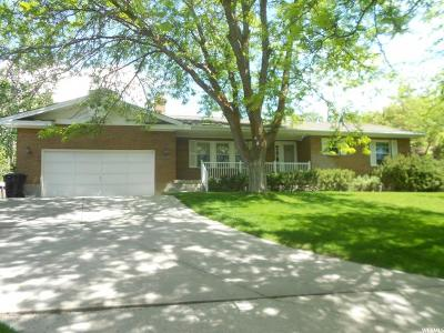 Brigham City Single Family Home For Sale: 440 N 300 E