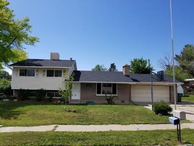 Layton UT Single Family Home For Sale: $230,000