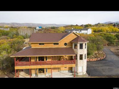 Heber City Single Family Home For Sale: 1848 S Greenleaf Rd