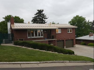 Salt Lake City UT Single Family Home For Sale: $629,000