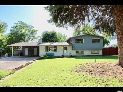 Ogden UT Single Family Home For Sale: $239,900