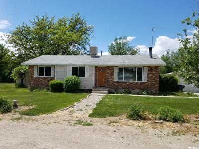 South Jordan Single Family Home For Sale: 10384 S 2950 W