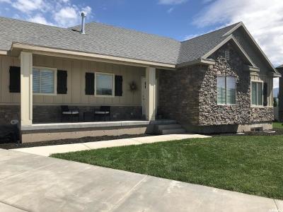 Saratoga Springs Single Family Home For Sale: 1746 N Maple Cir Cir W