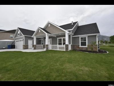 Nibley Single Family Home For Sale: 1219 W 2890 S