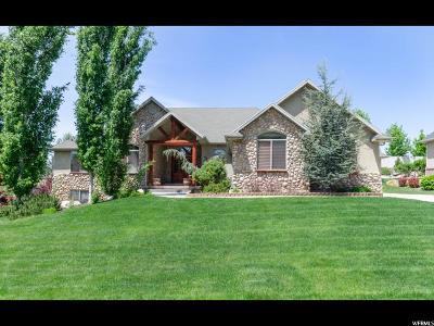 Ogden Single Family Home For Sale: 4993 S 1500 E