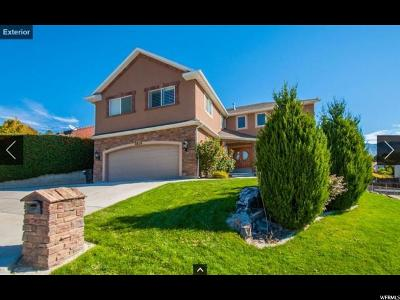 Murray Single Family Home For Sale: 4619 S Creekview Dr. E