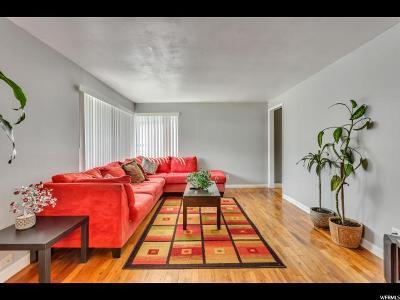 Ogden Single Family Home For Sale: 1366 Hudson