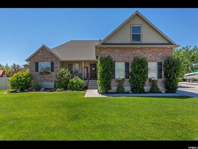 Layton UT Single Family Home For Sale: $516,000