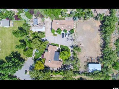 Holladay Single Family Home For Sale: 6369 S Cobblerock Ln