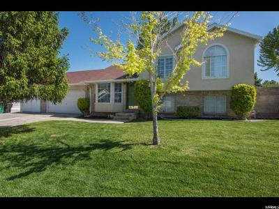 West Jordan Single Family Home For Sale: 3257 W 8475 S