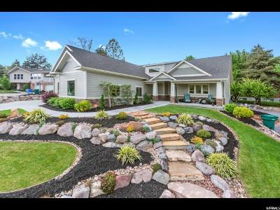 Lehi Single Family Home For Sale: 1161 Cedar Hollow Rd