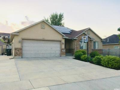 Santaquin Single Family Home For Sale: 1268 S Foothill Dr