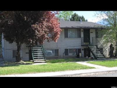 Provo Multi Family Home For Sale: 784 W Heather Ln