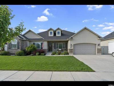 Spanish Fork Single Family Home For Sale: 1829 E 1580 S