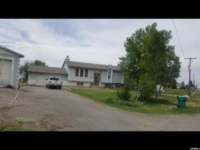 Single Family Home For Sale: 4569 S 6700 W