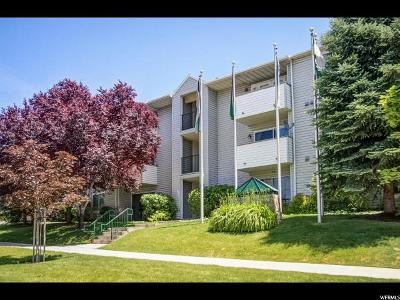 Salt Lake City Condo For Sale: 531 S 900 E #B1