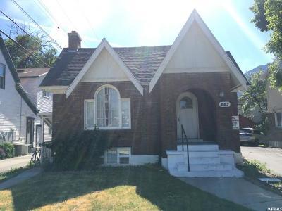 Provo Multi Family Home For Sale: 442 N 200 E