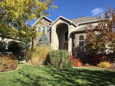 Single Family Home For Sale: 1950 E 3200 N