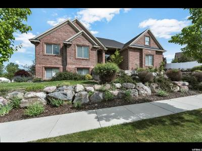 Herriman Single Family Home For Sale: 14283 S Boulder Meadow Dr W