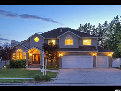 Cottonwood Heights UT Single Family Home For Sale: $734,900