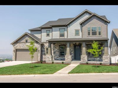 Draper Single Family Home For Sale: 989 E Deer Heights Ct #302