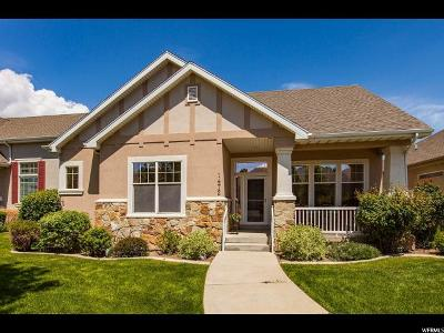 South Jordan Single Family Home For Sale: 1472 W Homecoming Ave