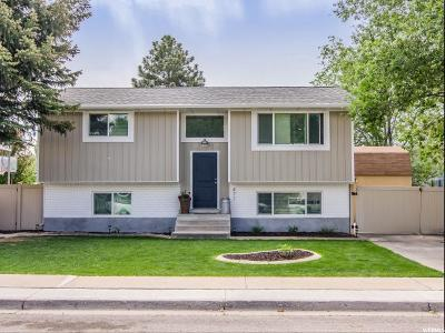 Lehi Single Family Home For Sale: 477 W 820 N