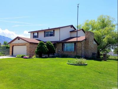 Highland Single Family Home For Sale: 5949 W 10550 N