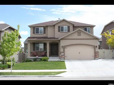 Herriman Single Family Home For Sale: 5453 W Woodcroft Ln