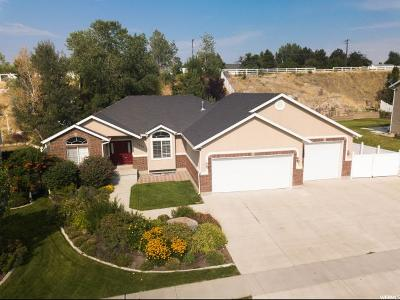 Lehi Single Family Home For Sale: 1483 N 250 St W #43