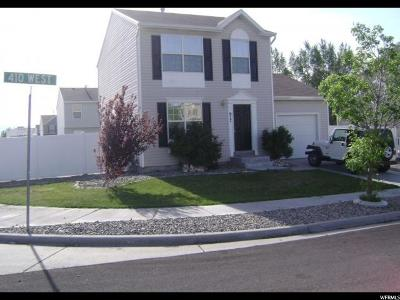 Tooele UT Single Family Home For Sale: $215,000