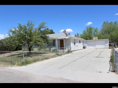 Price UT Single Family Home For Sale: $109,900