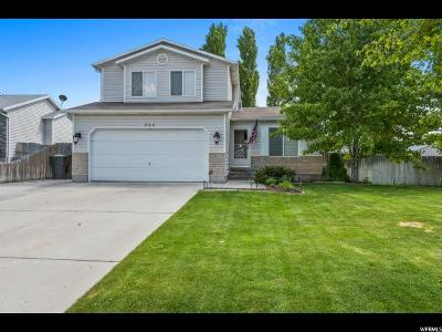 Tooele UT Single Family Home For Sale: $285,000