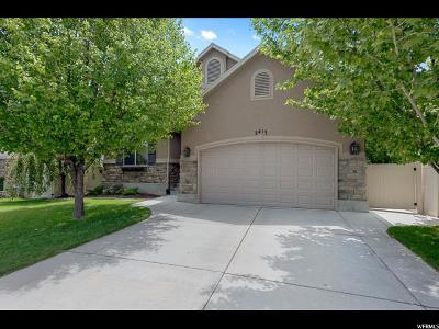 Lehi Single Family Home For Sale: 2413 W 2200 N