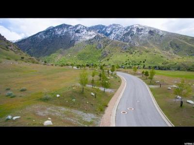 Salt Lake City Residential Lots & Land For Sale: 3938 Canyon Estate Dr