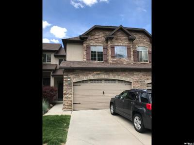 Draper Townhouse For Sale: 331 E Nechatel Dr